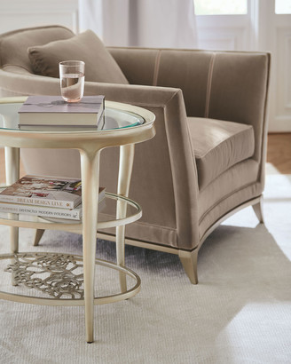 Caracole Wild Flower Accent Table