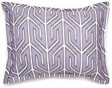 Jonathan Adler Jaipur King Sham - Set of 2 - Purple