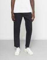 The Idle Man Straight Leg Original Taper Jeans Black