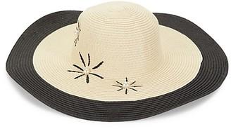 MARCUS ADLER Embellished Sun Hat