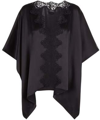 La Perla Petit Macrame Short Night Robe
