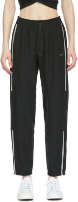 Nike Black Flex Pro Woven Lounge Pants