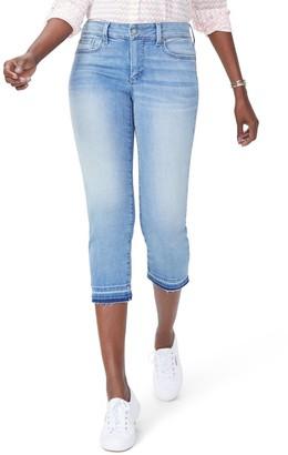 NYDJ Released Hem Capri Skinny Jeans