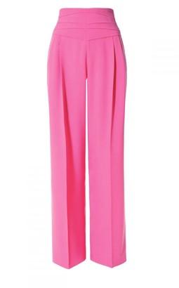 Aggi Sofia Pink Carnation Trousers