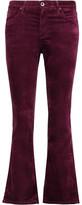 AG Jeans Velvet Bootcut Pants
