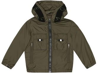 Moncler Enfant Vingeanne hooded jacket