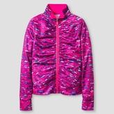 Champion Girls' Performance Jacket Pink