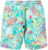 Etro printed swim shorts - men - Nylon - L
