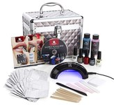 Red Carpet Manicure Train Case - No Color