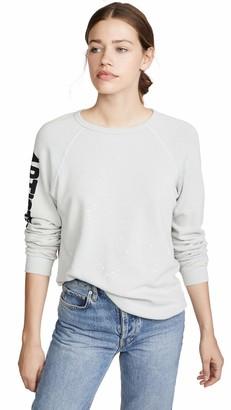 Freecity Women's Hockney Strikes Raglan Sweatshirt