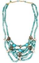 Alexis Bittar Multistone Collar Necklace