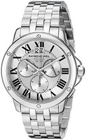 Raymond Weil Men's 4891-ST-00650 Analog Display Swiss Quartz Silver Watch
