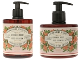 Absolutes Rose Geranium Liquid Marseille Soap & Hand and Body Lotion