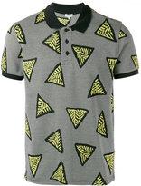 Kenzo embroidered polo shirt - men - Cotton/Polyester - XS