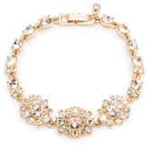 Givenchy Crystal Studded Bracelet