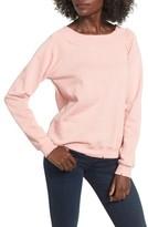 Socialite Women's Cut Edge Sweatshirt