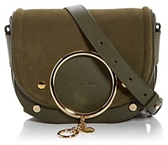 See by Chloe Mara Crossbody Saddle Bag