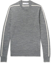Comme des Garcons Striped Wool Sweater