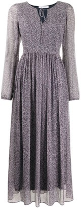 HUGO BOSS Geometric Shift Dress