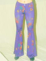 BOOTCUT Leggings Pants - Wild Flower