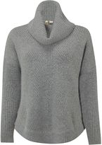 White Stuff Caraway Roll Neck Jumper