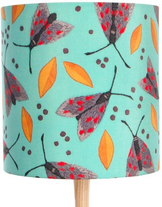 Katie & The Wolf Moths Lampshade - Small