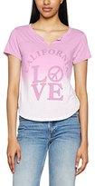 True Religion Women's Love Artwork T-Shirt,XL