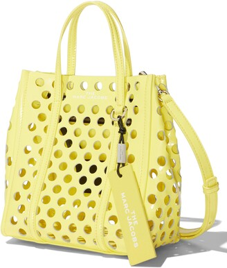 Marc Jacobs THE The Tag 21 Perforated Leather Tote