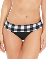 figleaves swimwear Sur La Mer Fold Brief