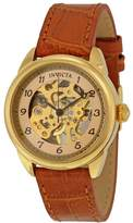 Invicta Specialty Mechanical Skeleton Dial Ladies Watch
