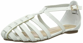 New Look 915 Girls' 915 Kelsi T-Bar Sandals