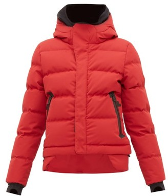 TEMPLA 2l Bio Quilted-down Jacket - Womens - Red