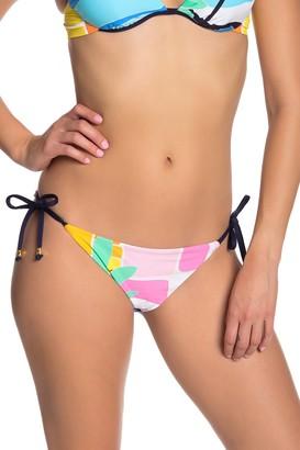 Trina Turk Mosaic Print Bikini Bottoms