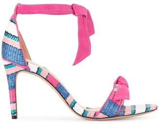 Alexandre Birman striped sole sandals