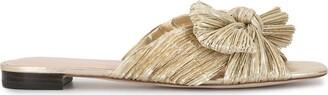 Loeffler Randall Daphne knot sandals