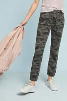 Sanctuary Camo Terry Joggers