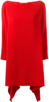 Gianluca Capannolo off shoulder dress - women - Viscose - 40