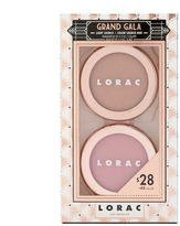 LORAC Grand Gala Light Source Highlighter & Color Source Blush Duo