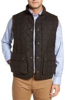 Peter Millar Men's Mountainside Waxed Cotton Vest