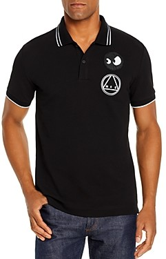 McQ Chester Regular Fit Polo Shirt