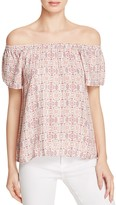 Soft Joie Morallis Off-the-Shoulder Top