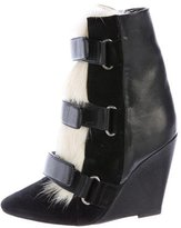 Isabel Marant Wedge Ankle Boots w/ Tags