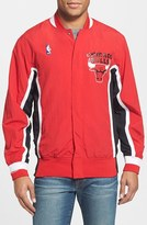 Mitchell & Ness Men's Big & Tall 'Chicago Bulls' Authentic Warm Up Jacket