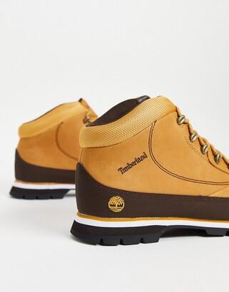Timberland hiker boot in tan