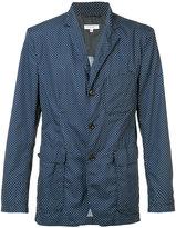 Engineered Garments two button blazer