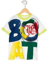 John Galliano Boys' Graphic Short Sleeve T-Shirt w/ Tags