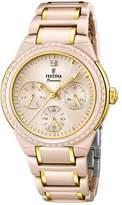 Festina F16699/3 - Women's Watch, ceramica, color: