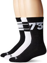 Timberland Men's 3 Pack '73 Crew Sock