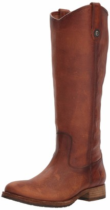 Frye Women's Melissa Button Lug Tall Boot
