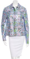 Mary Katrantzou 2015 Magnolia Jacquard Jacket w/ Tags